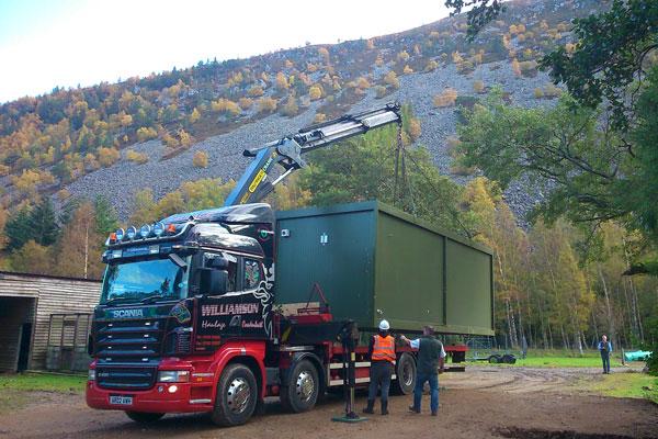 Transportation & installation