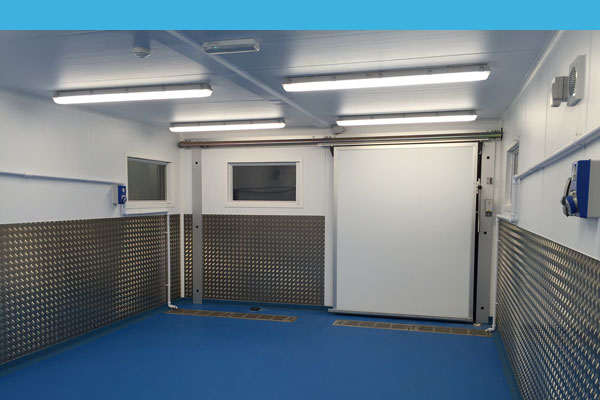 Chilled Storage Units